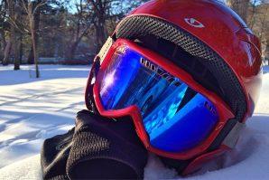 gogle na snowboard